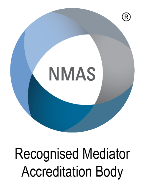 Recognised Mediator Accreditation Body (RMAB) under the National Mediator Accreditation Standards (NMAS)